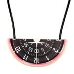 Half Round Bib Necklace (300 ppi)