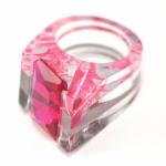 Spring Ruby Ring