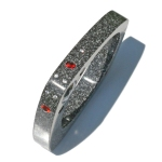Midnight Corian Bangle 3